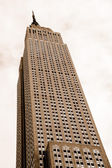 The Empire State Builing — Stockfoto