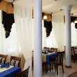 Restaurant with columns — Stock Photo #4463468