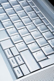 Beautiful keyboard — Stock Photo