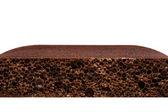 Porous chocolate — Stock Photo
