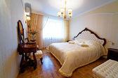 Beautiful bedroom — Stock Photo