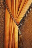 Beautiful curtain — Stock Photo