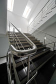 Marble staircase — Foto Stock