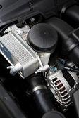 Powerful engine — Stock Photo