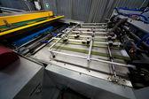 Moderne Druckerei — Stockfoto