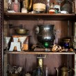 Beautiful old objects - Stok fotoraf