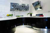 Beautiful kitchen — Stockfoto