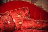 Three pillows — Stockfoto