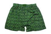 Green pants — Stock Photo