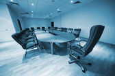 Modern conference room — Stock Photo