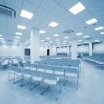 Modern auditorium — Stock Photo #4910716
