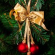Christmas tree — Stock Photo #4910804