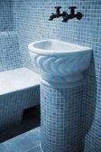 Lavabo en marbre — Photo