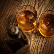 Glasses from whisky — Stock Photo #4965595