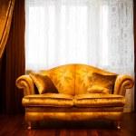Beautiful sofa — Stock Photo
