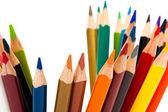 Lápices de color hermoso — Foto de Stock