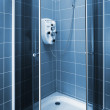 New shower cubicle — Stock Photo