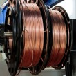 Stock Photo: Copper wire