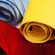 Ties convoluted close up — Stock Photo #4987996