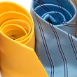 Stock Photo: Fashionable ties