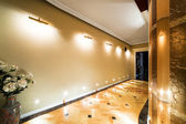 Long corridor — Stock Photo