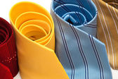Fashionable ties — Stock Photo