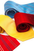 Beautiful ties — Stock Photo