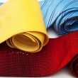Fashionable and beautiful ties — Stock Photo #5131905
