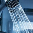 Water from the shower — Stock Photo #5225193