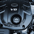 Powerful engine — Stock Photo
