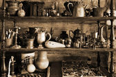 Beautiful old objects — Stock Photo