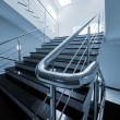 Stock Photo: Marble staircase