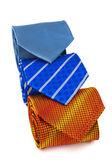 Fashionable ties — Stock Photo