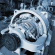 The electric motor - Stock Photo
