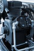 Powerful motor — Stock Photo