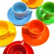 Coffee cups — Stock Photo