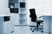 Modern and light office — Foto Stock