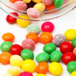 Tasty and colorful candy — Stock Photo