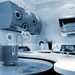 Modern kitchen - Foto Stock