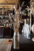 Bouquet de coquelicots séchés — Photo
