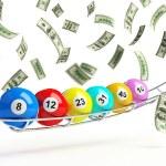 Lottery — Stock Photo