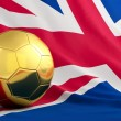 Stock Photo: Football great britain