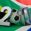 2010 World Cup South Africa — Stock Photo