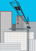 Stavebnictví — Stock fotografie