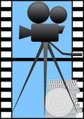 Movie — Stok fotoğraf