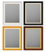 Photo frames. — Vector de stock