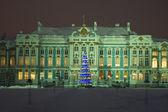 Catherine Palace in Tsarskoe Selo, Russia — Stock Photo