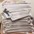 Newspapers — Stock Photo #3941951