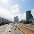 Tel-Aviv, panorama - Stock Photo