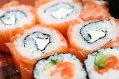 Sushi rolles — Stock Photo